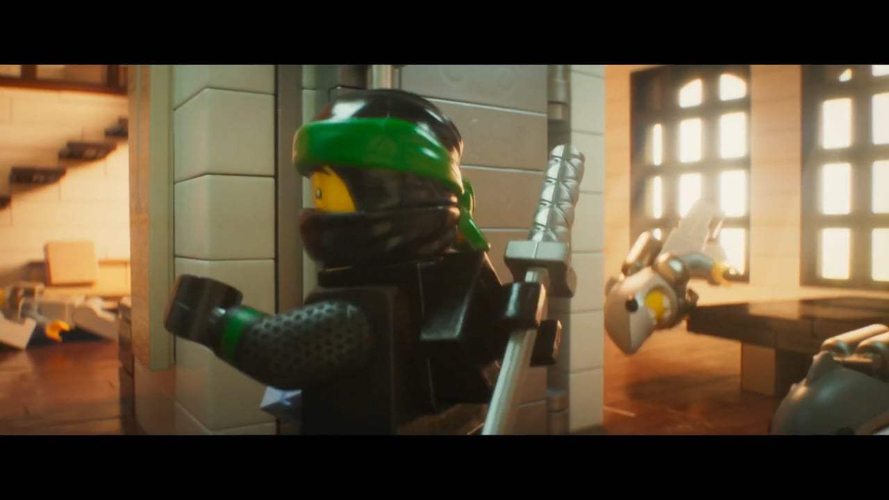 The Lego Ninjago Movie Featurette - Formation (2017) Screen Capture #4
