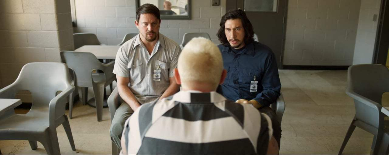 Logan Lucky TV Spot - Just Fired (2017) Screen Capture #4
