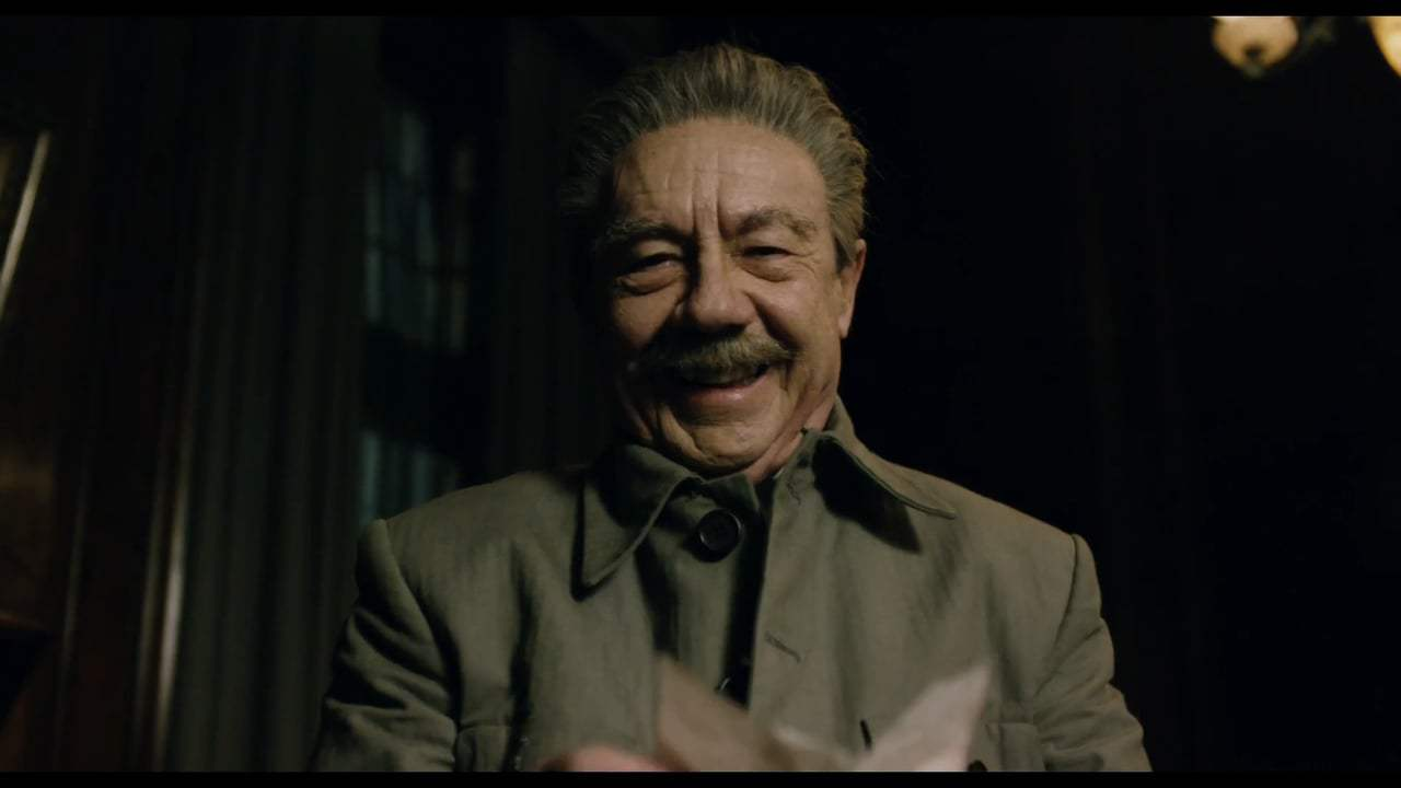 The Death of Stalin Trailer (2017) Screen Capture #1
