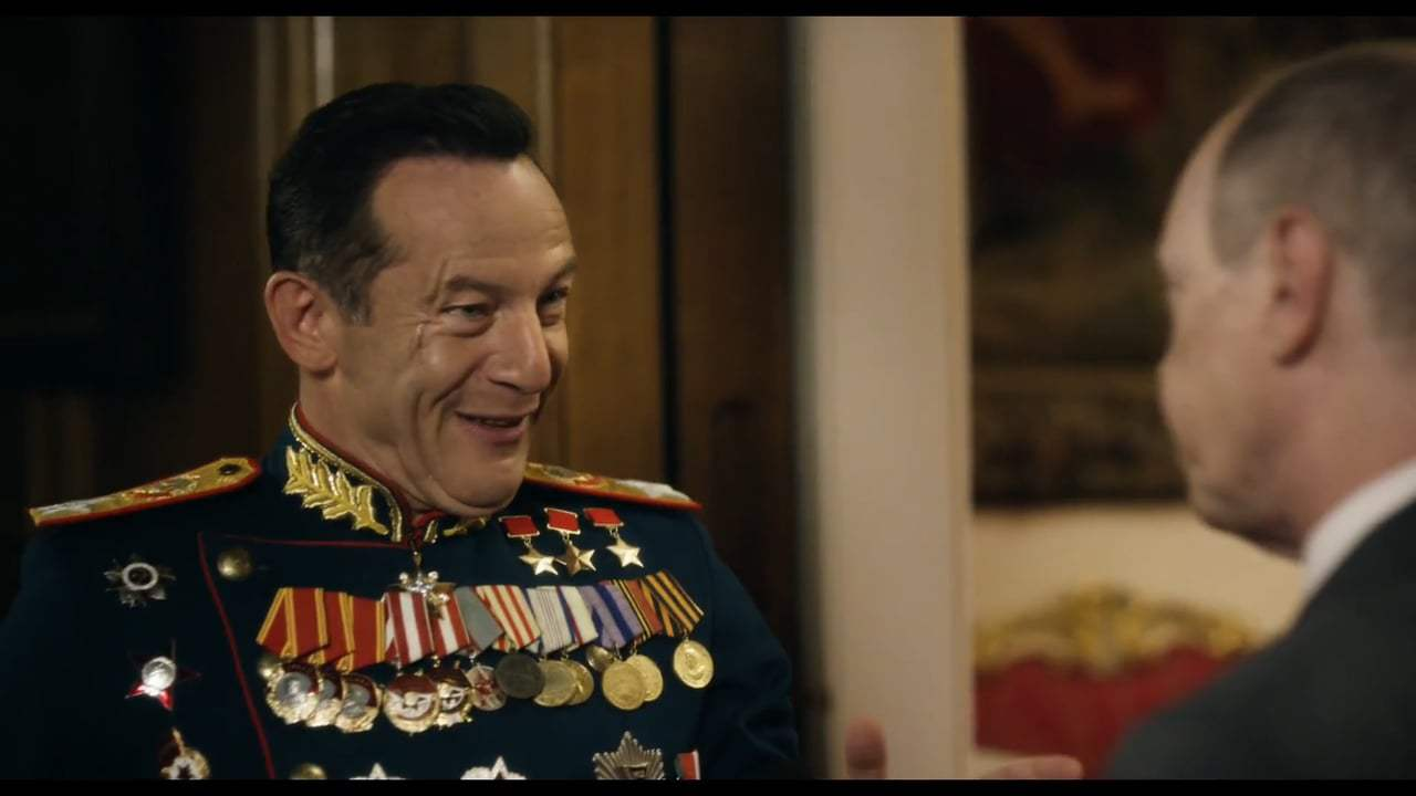 The Death of Stalin Trailer (2017) Screen Capture #3