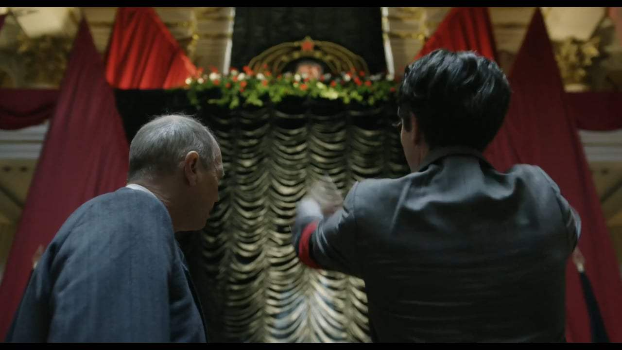 The Death of Stalin Trailer (2017) Screen Capture #4