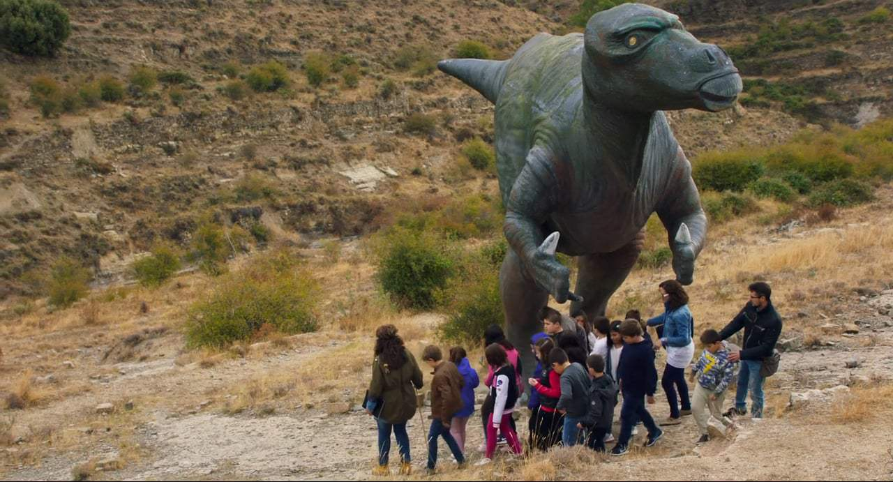 The Trip to Spain (2017) - Dinosaurs Screen Capture #1