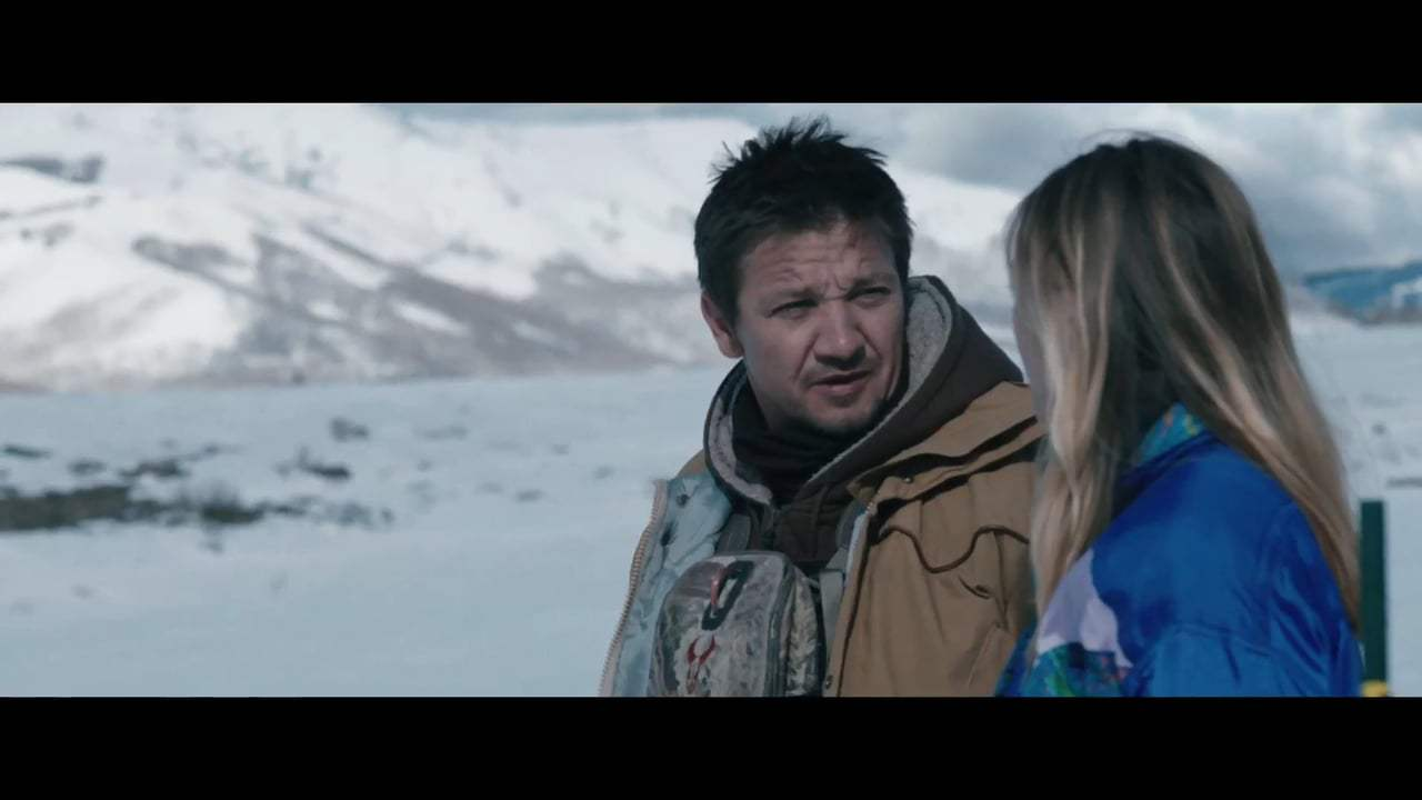 Wind River TV Spot - Intense Thriller (2017) Screen Capture #1