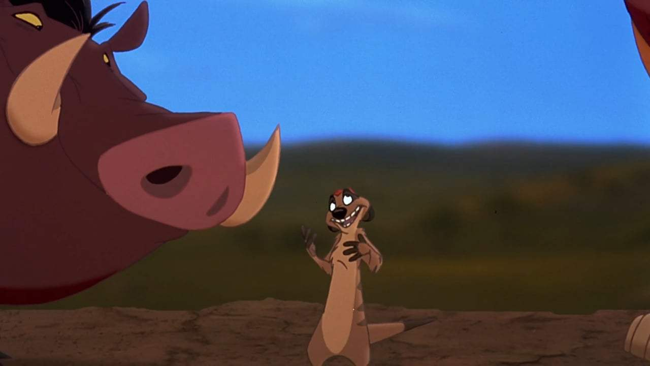 The Lion King 2: Simba's Pride Theatrical Trailer (1998) Screen Capture #4