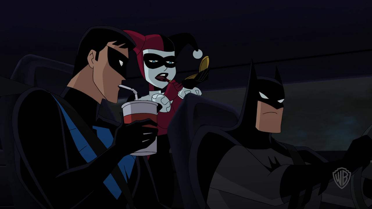 Batman and Harley Quinn (2017) - Booster Screen Capture #1