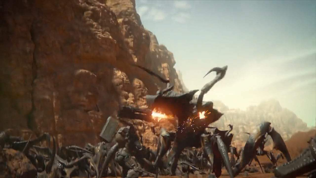 Starship Troopers: Traitor of Mars (2017) - Good Day to DIe Screen Capture #1