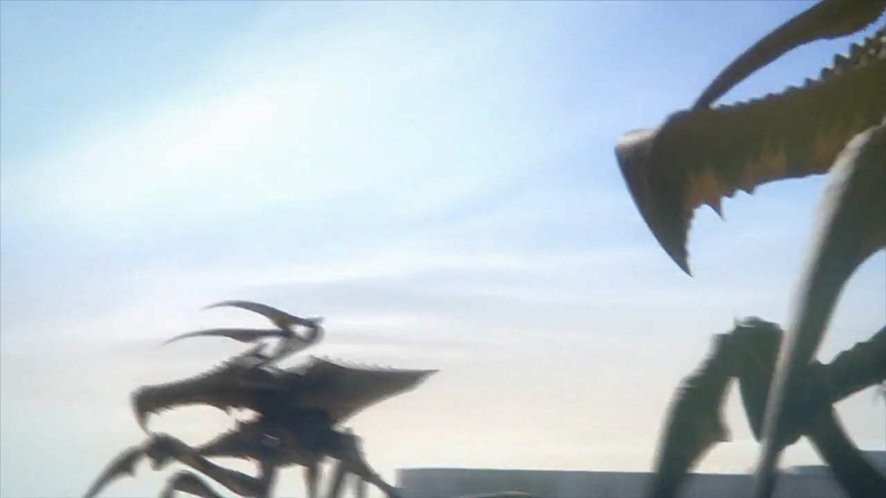 Starship Troopers: Traitor of Mars (2017) - Here We Go Again Screen Capture #4