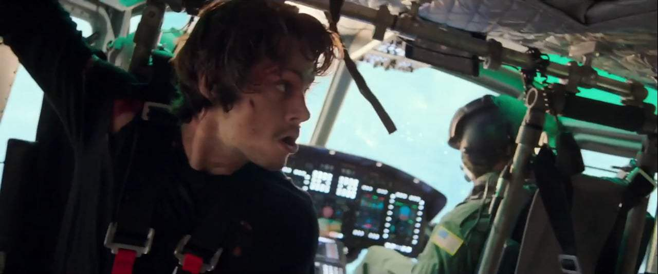 American Assassin TV Spot - Unpredictable (2017) Screen Capture #4