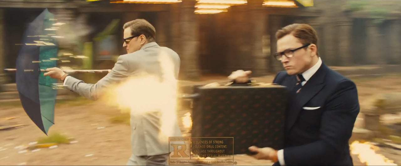 Kingsman: The Golden Circle TV Spot - Fear the Golden Circle (2017) Screen Capture #4