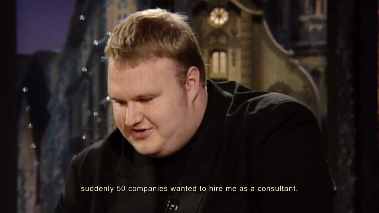 Kim Dotcom: Caught in the Web (2017) - Innovator Screen Capture #4