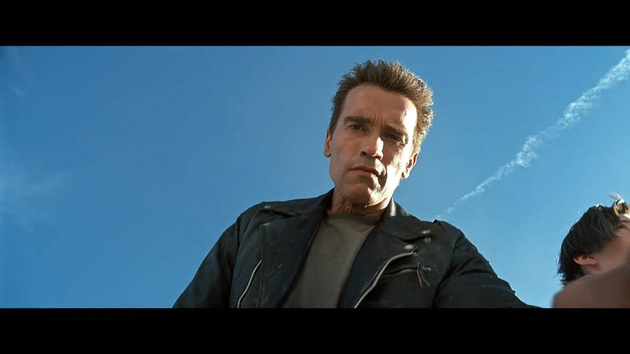 Terminator 2: Judgment Day Featurette - Villain to Hero (1991) Screen Capture #3