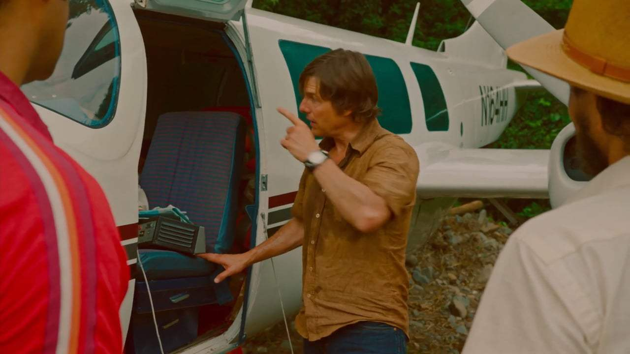 American Made Featurette - The Real Barry Seal (2017) Screen Capture #2