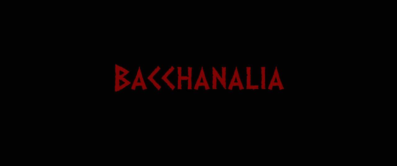 Bacchanalia Trailer (2017) Screen Capture #4