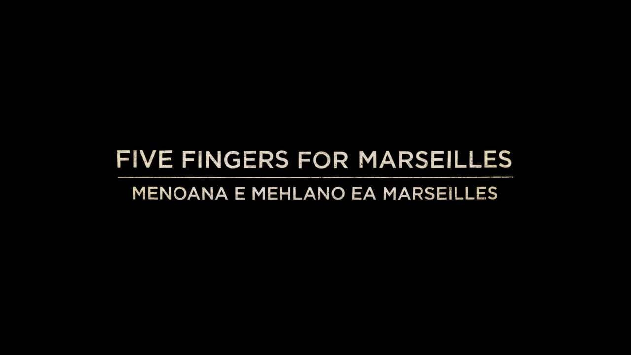 Five Fingers for Marseilles Trailer (2015) Screen Capture #4