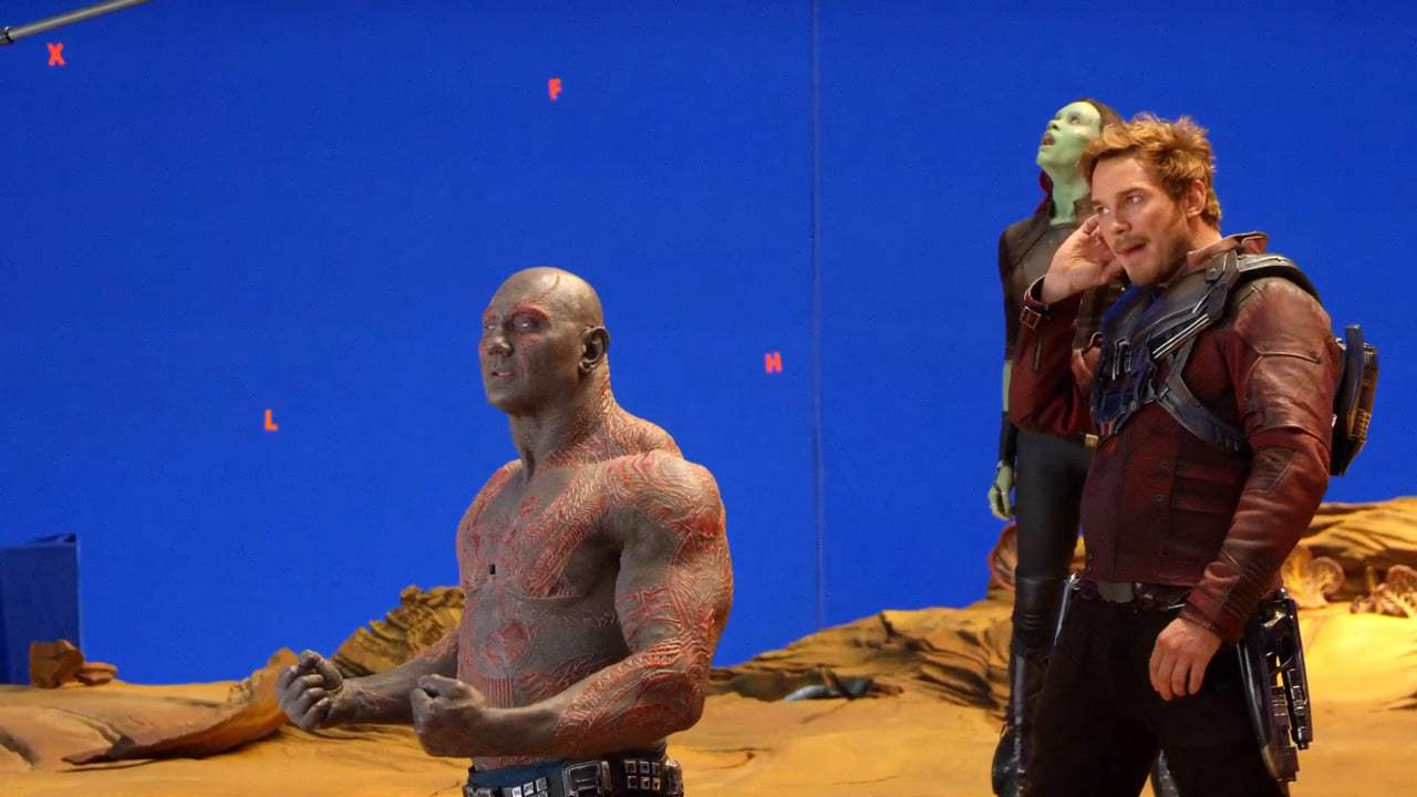 Guardians of the Galaxy Vol. 2 Featurette - Chris Pratt (2017) Screen Capture #3