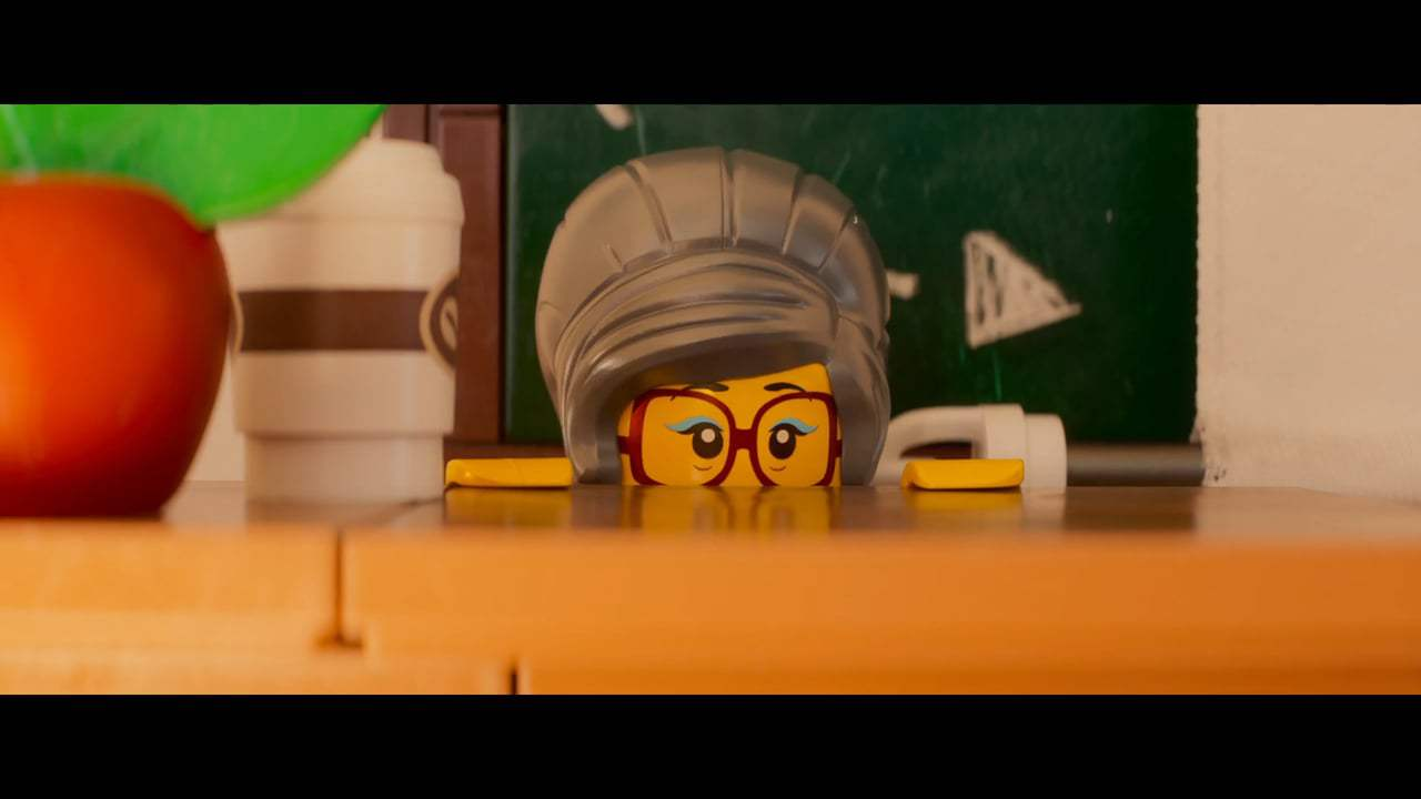 The Lego Ninjago Movie Featurette - Back to School (2017) Screen Capture #1