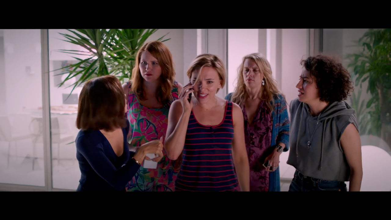 Rough Night TV Spot - Behind the Rougher Morning Edition (2017) Screen Capture #2