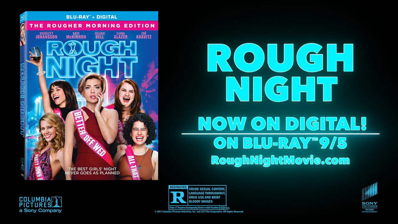 Rough Night TV Spot - Behind the Rougher Morning Edition (2017) Screen Capture #4
