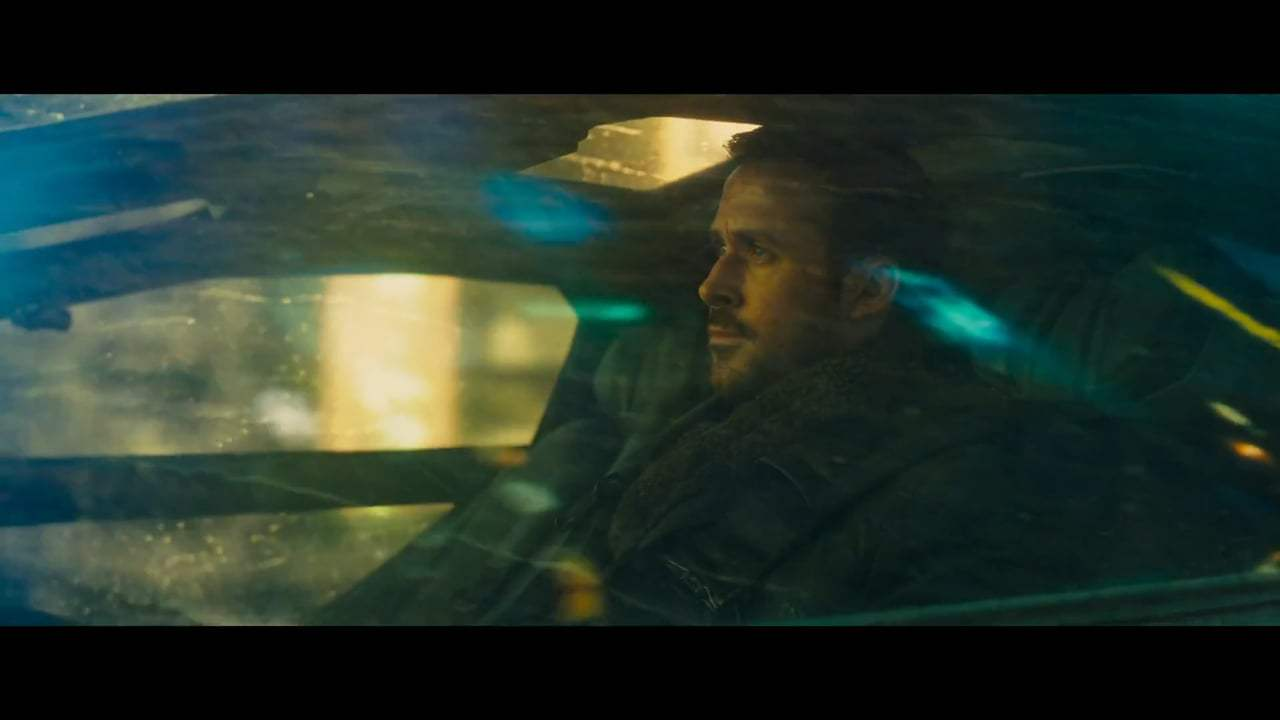 Blade Runner 2049 TV Spot - Questions (2017) Screen Capture #1