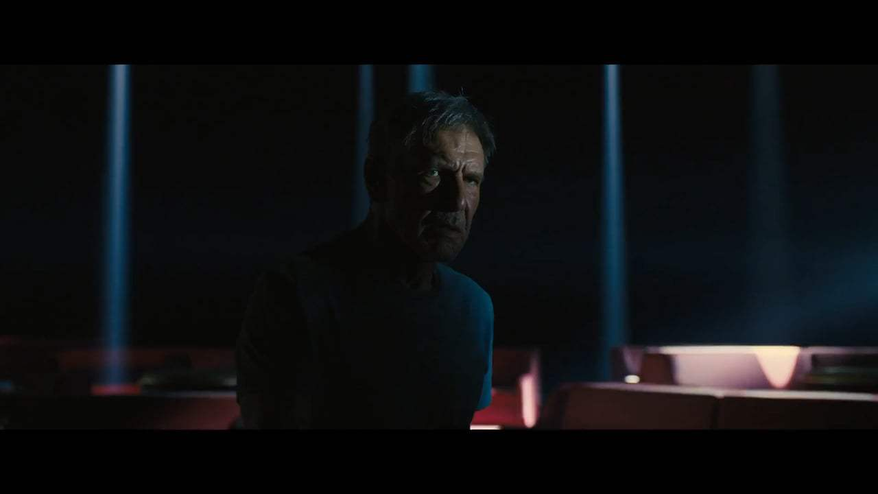 Blade Runner 2049 TV Spot - Questions (2017) Screen Capture #3