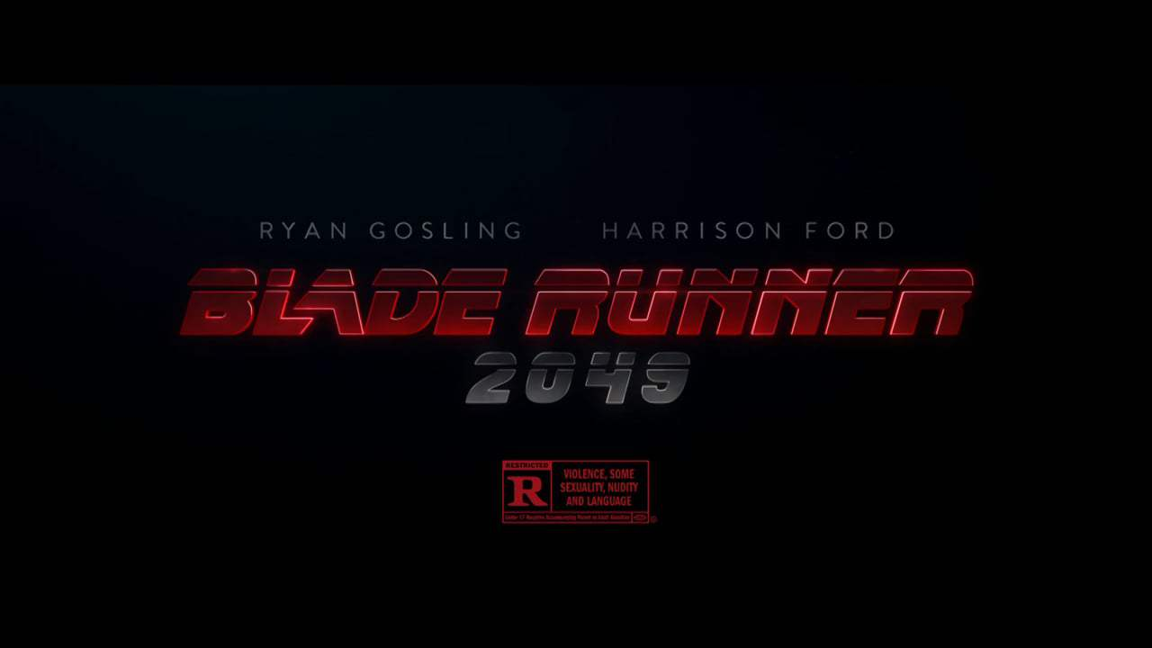 Blade Runner 2049 TV Spot - Questions (2017) Screen Capture #4