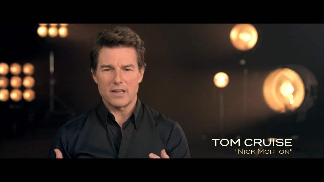 The Mummy Featurette - Pushing the Edges (2017) Screen Capture #1