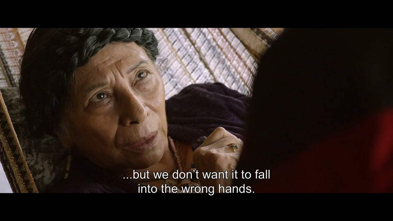 I Dream in Another Language Trailer (2017) Screen Capture #2
