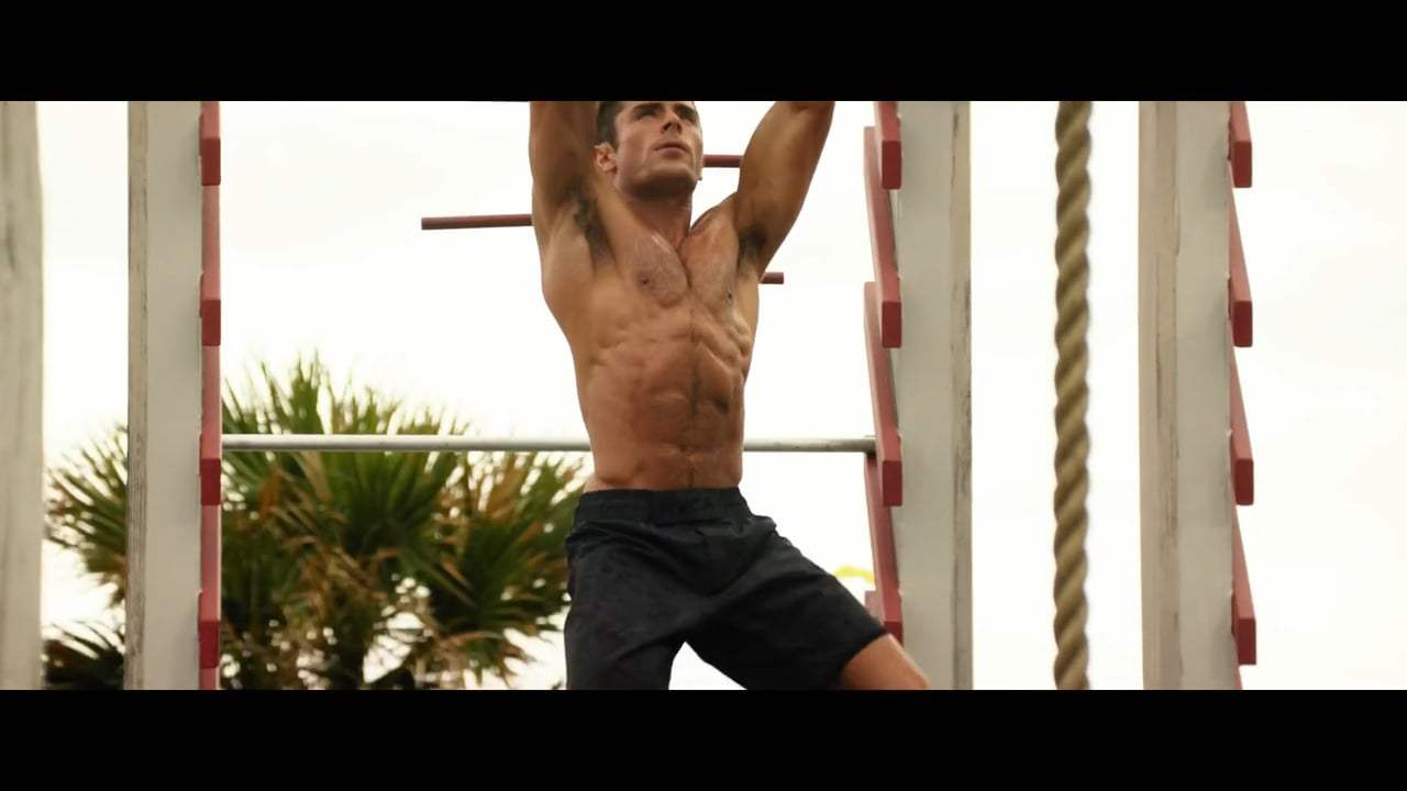 Baywatch Featurette - Obstacle Course (2017) Screen Capture #2