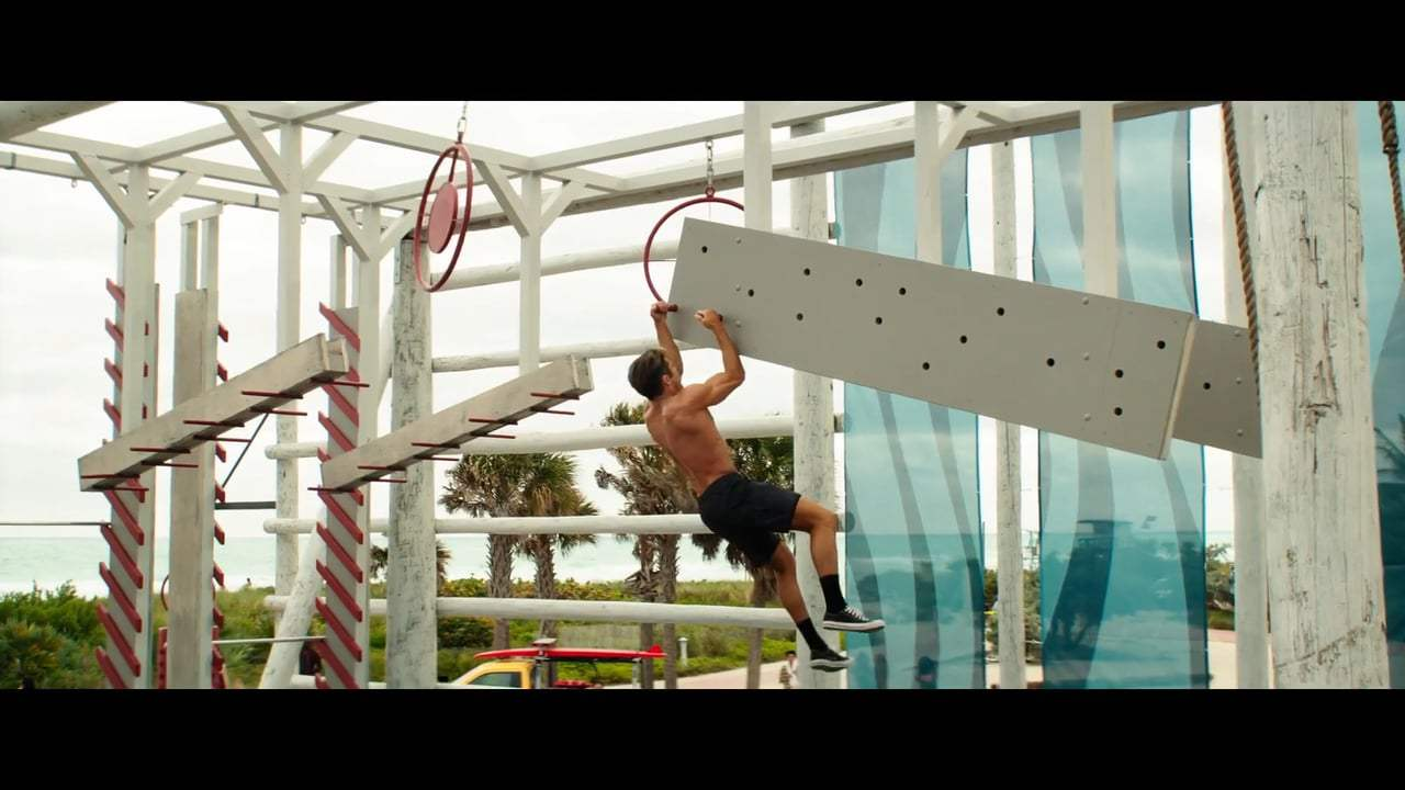 Baywatch Featurette - Obstacle Course (2017) Screen Capture #3