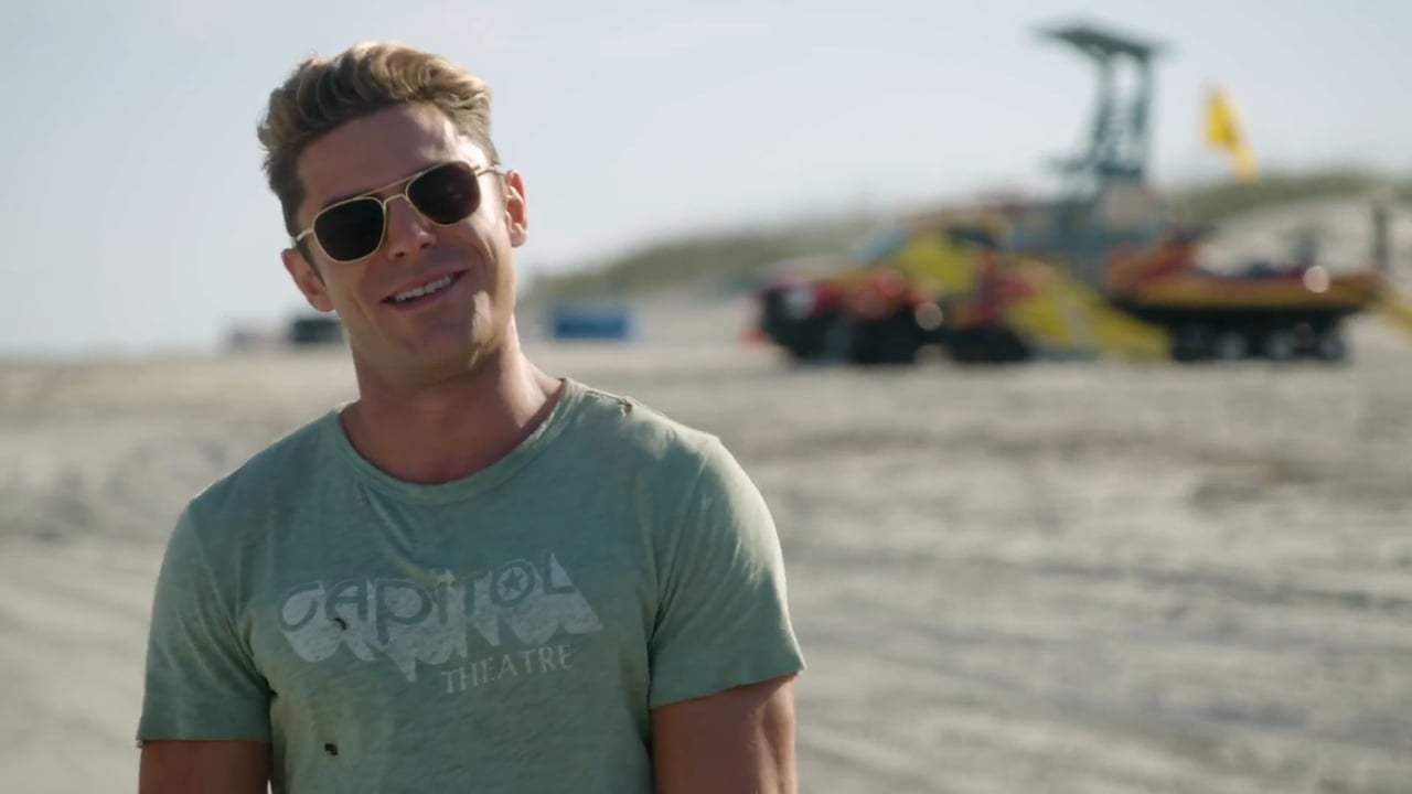 Baywatch Featurette - The Run (2017) Screen Capture #2
