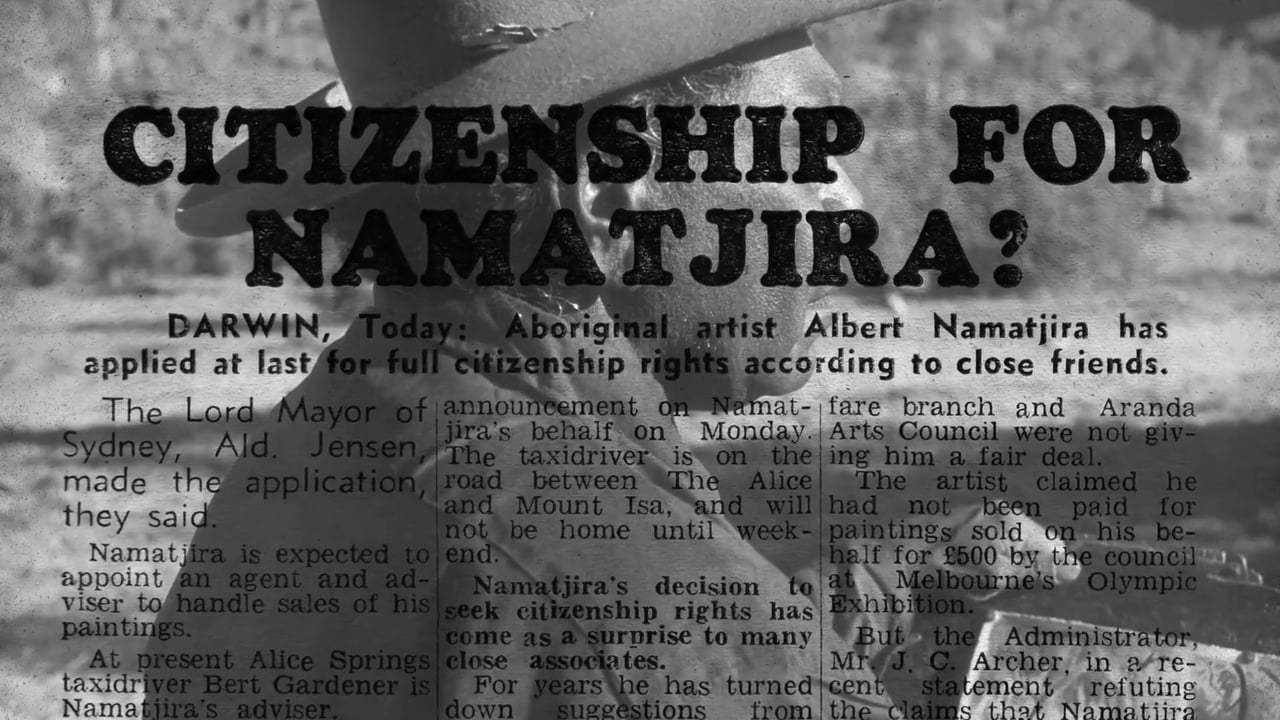 Namatjira Project Trailer (2017) Screen Capture #2