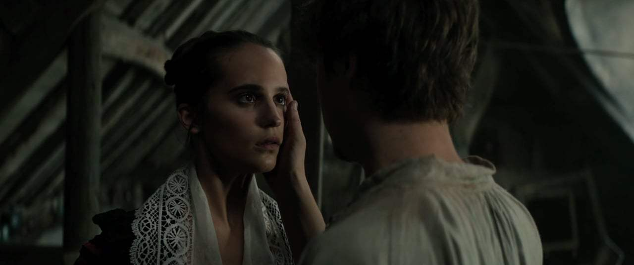 Tulip Fever (2017) - Secret Affair Screen Capture #2