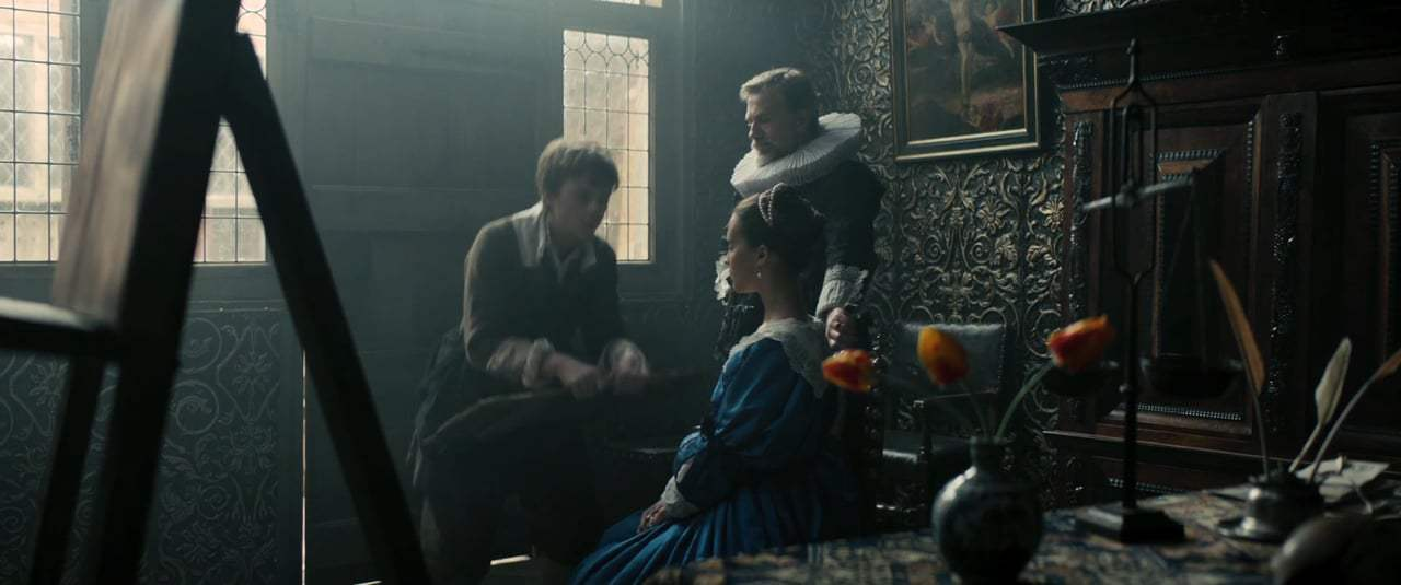 Tulip Fever (2017) - Secret Affair Screen Capture #3