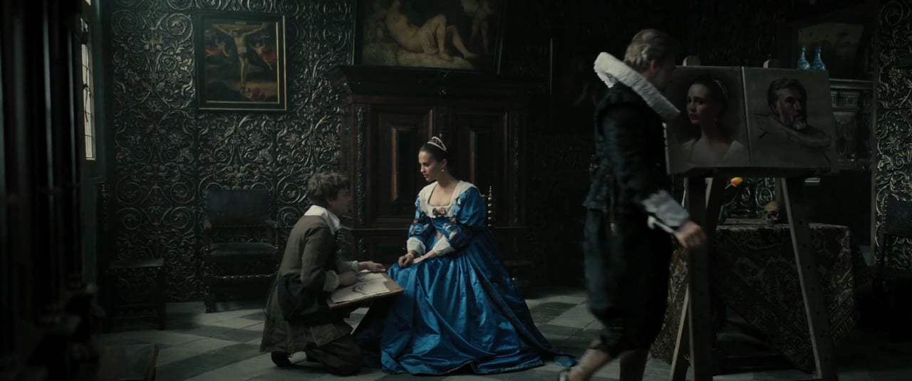 Tulip Fever (2017) - Secret Affair Screen Capture #4