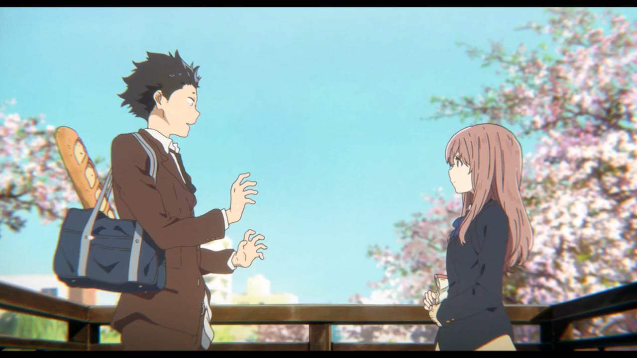 A Silent Voice Theatrical Trailer (2017) Screen Capture #2