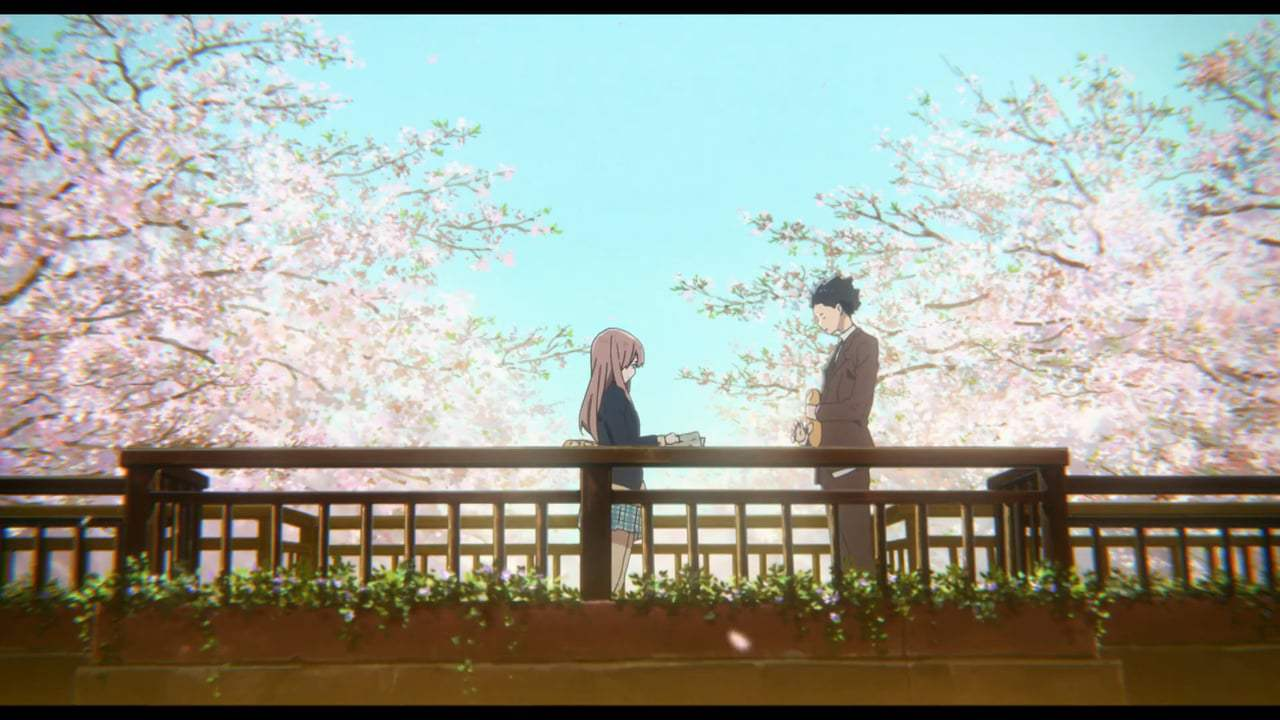 A Silent Voice Theatrical Trailer (2017) Screen Capture #4