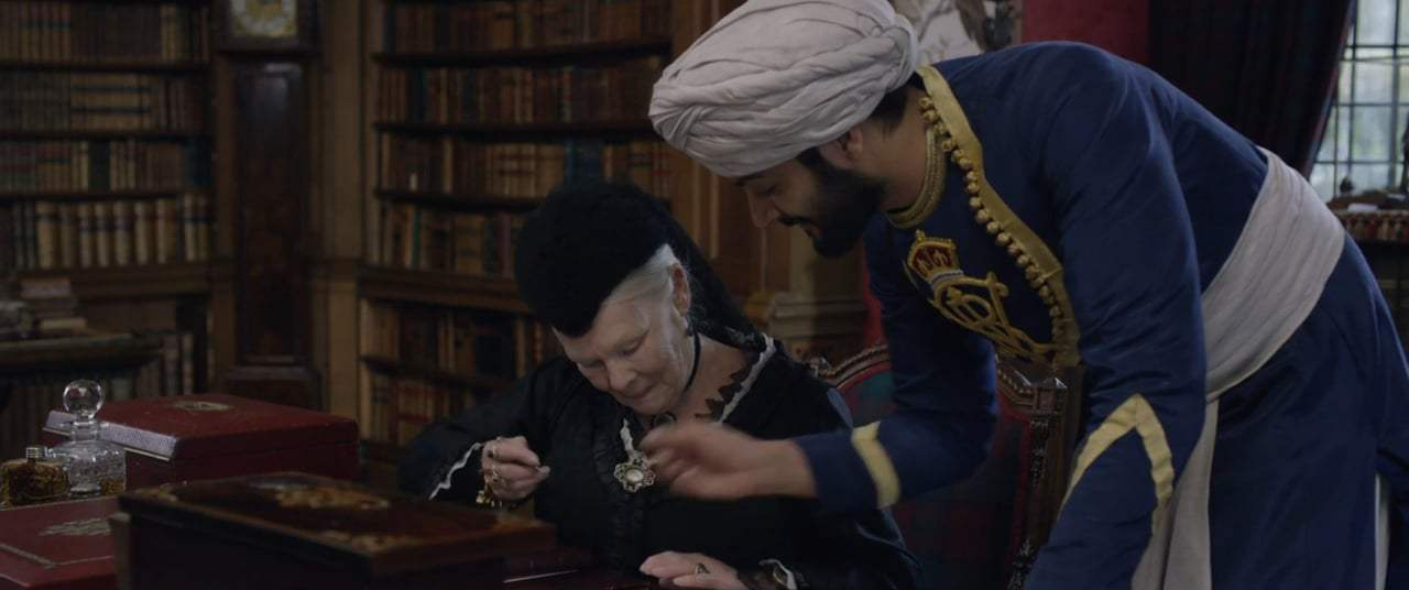 Victoria and Abdul (2017) - Learning Urdu Screen Capture #3