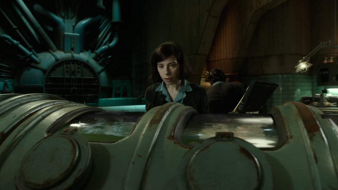 The Shape of Water (2017) - Lab Encounter Screen Capture #3