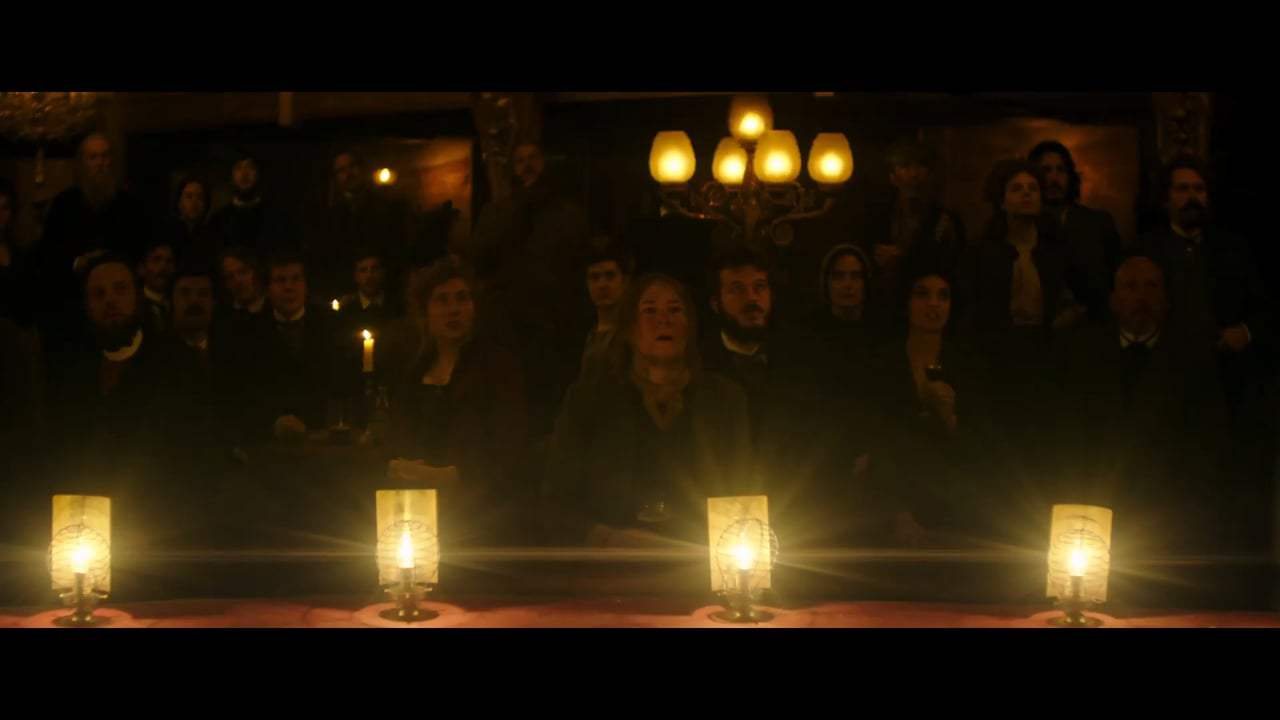 The Limehouse Golem (2017) - The Name on Every Londoner's Lips Screen Capture #2