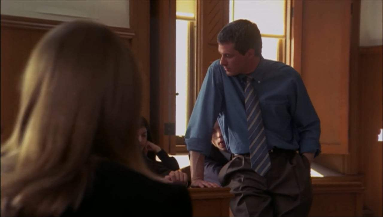 Cruel Intentions 2 (2001) - Debate Screen Capture #2