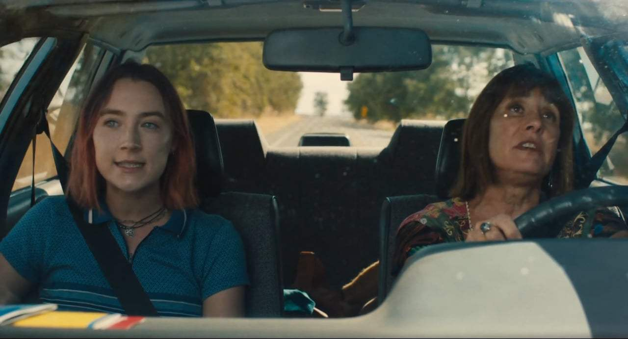 Lady Bird Trailer (2017) Screen Capture #1