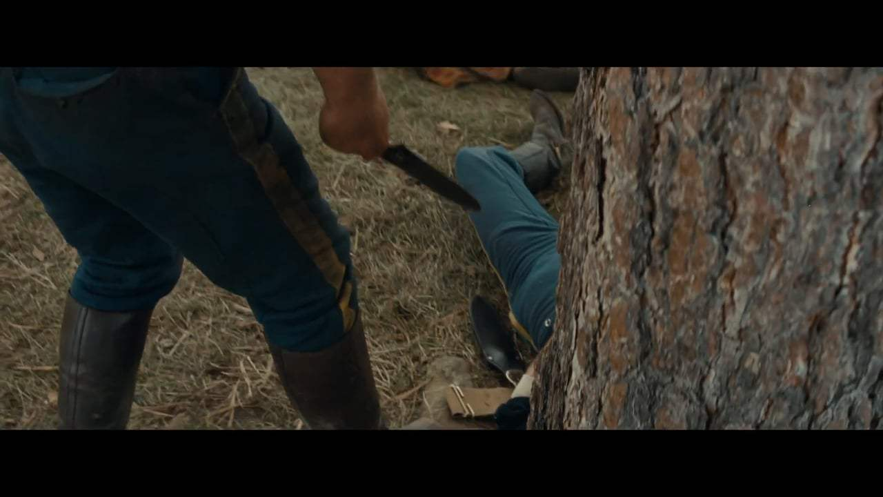Hostiles Trailer (2018) Screen Capture #3