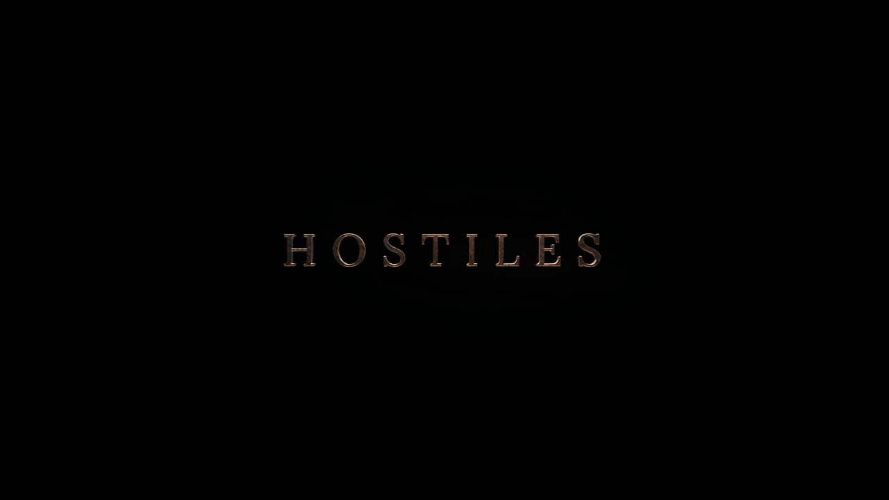 Hostiles Trailer (2018) Screen Capture #4