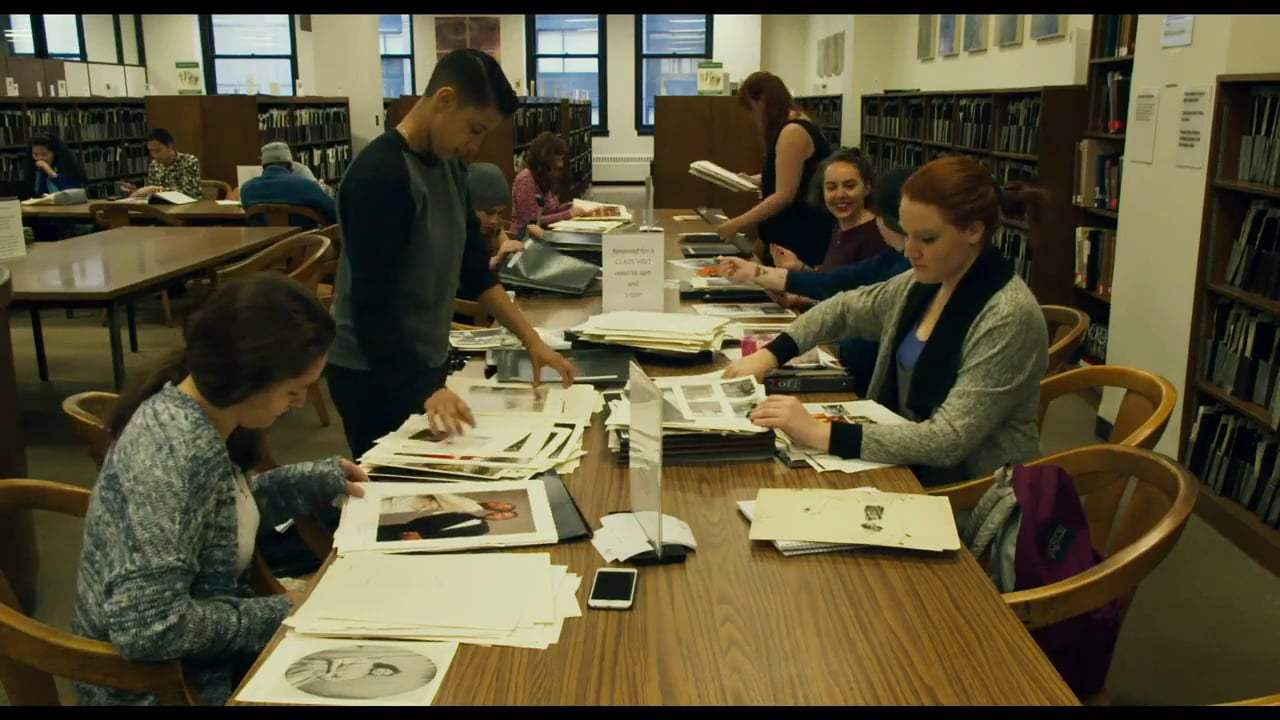 Ex Libris: New York Public Library Trailer (2017) Screen Capture #2