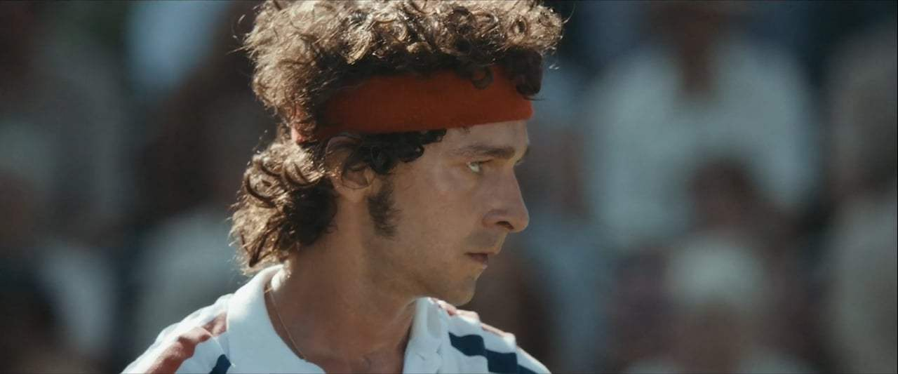 Borg/McEnroe TV Spot - Tremendous (2017) Screen Capture #1