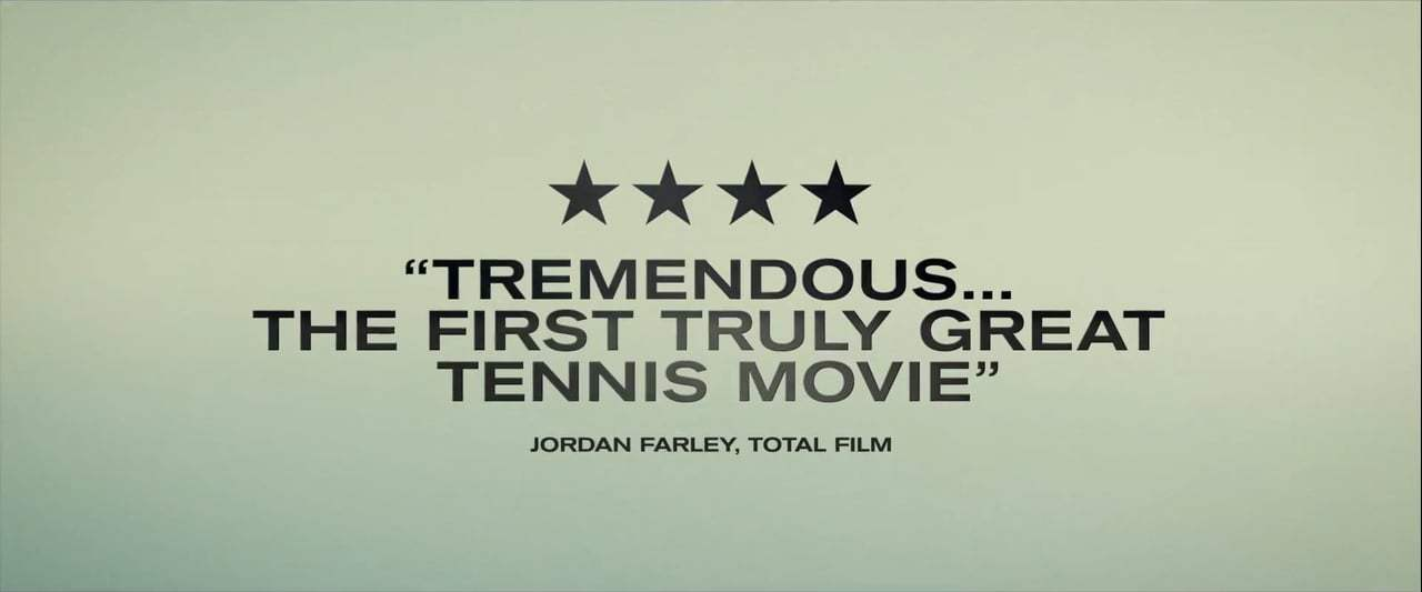Borg/McEnroe TV Spot - Tremendous (2017) Screen Capture #3
