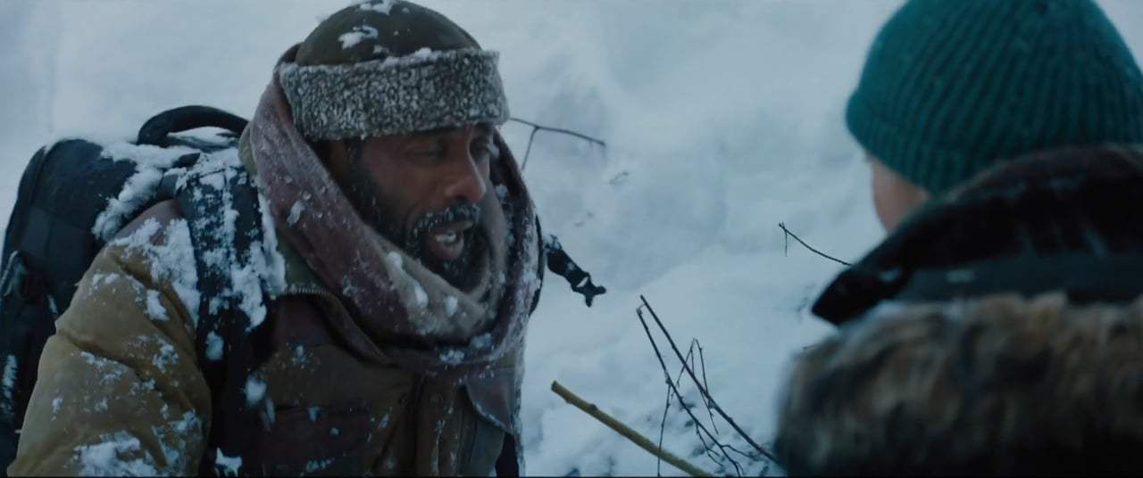 The Mountain Between Us (2017) - Not Going To Die Screen Capture #1