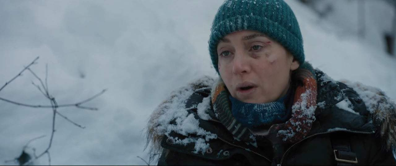 The Mountain Between Us (2017) - Not Going To Die Screen Capture #2