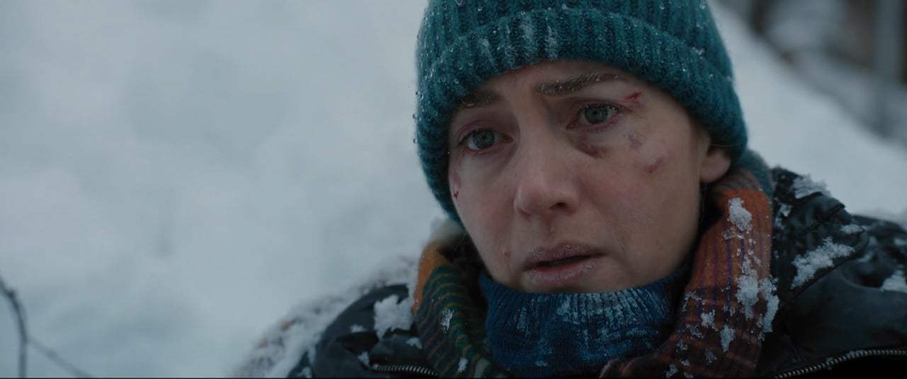 The Mountain Between Us (2017) - Not Going To Die Screen Capture #3