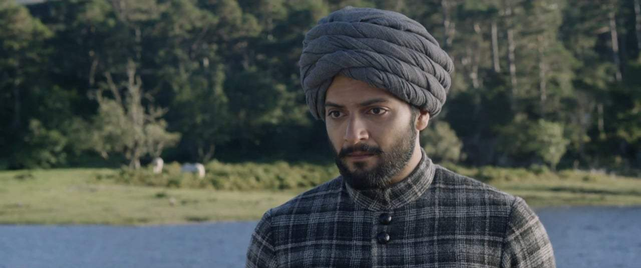 Victoria and Abdul (2017) - The Munshi Screen Capture #4
